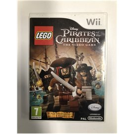 Lego Disney's Pirates Of The carribbean The Videogame