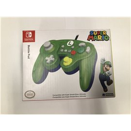 Battle Pad Luigi