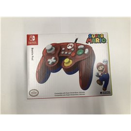 Battle Pad Mario