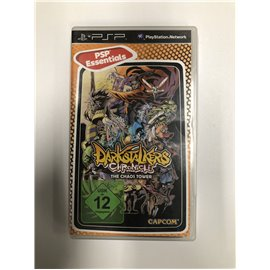 DarkStalkers Chronicle: The Chaos Tower (PSP Essentials)