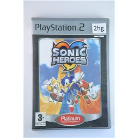 Sonic Heroes (Platinum)