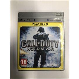 Call of Duty World at War (Platinum)