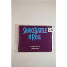 Snake Rattle 'n Roll