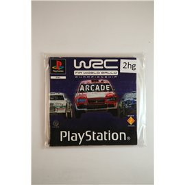 Wrc Fia World Rally Champioenship Arcade