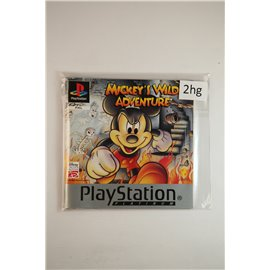Mickey's Wild Adventure (Platinum)