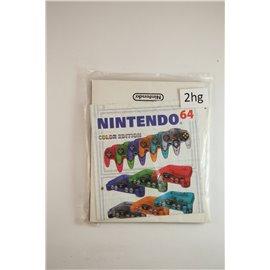 Nintendo 64 Color edition