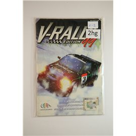 V-Rally Edition '99 (Manual, N64)