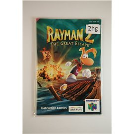 Raymann 2 The Great Escape