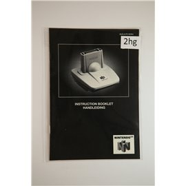 Rumble Pak Handleiding (Manual, N64)