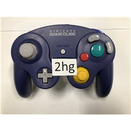 Gamecube Controller Paars/Transparant