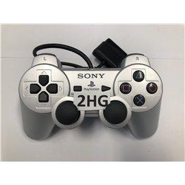 PS2 Dualshock 2 Controller Zilver