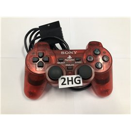 PS2 Dualshock 2 Controller Rood