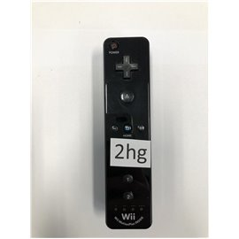 Wii Remote Zwart MotionPlus