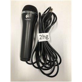 Logitech Microfoon Zwart
