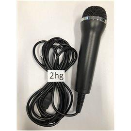 Wii Microfoon Zwart
